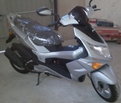 Ciclomotor G-MAX 50 PGO
